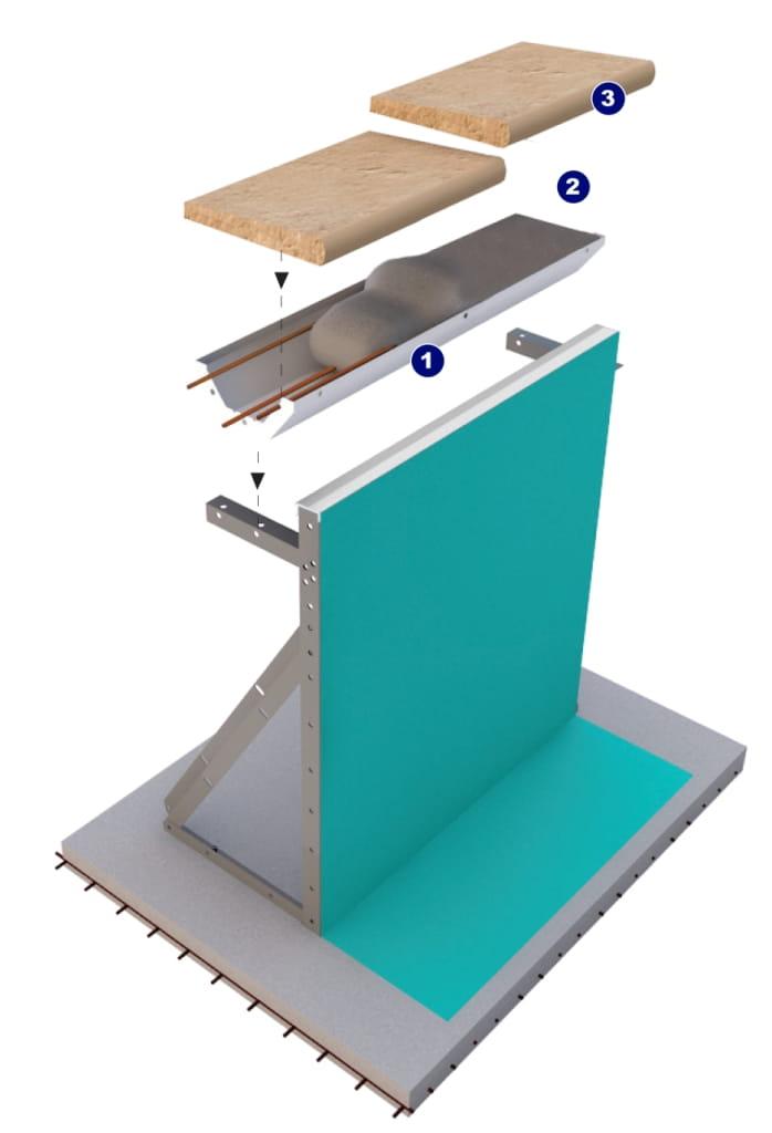 basen panelowy orion 3 x 7 x 1 4 m baseny ogrodowe. Black Bedroom Furniture Sets. Home Design Ideas