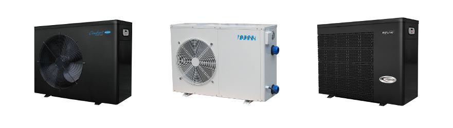 Pompa ciepła do basenu Tebas Comfortline Inverter- basenowa pompa ciepła